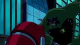 O Robô do Mal leva a pior