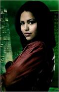 Alyssa is Elena