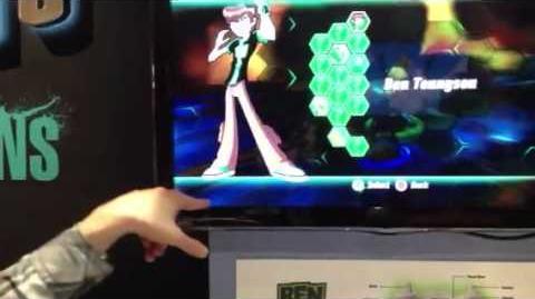 E3 2012 - Ben 10 Omniverse Demo-2