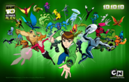 Ben 10 Ultimate Alien Premiere scorecard