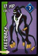 Feedback young card
