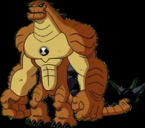 Reboot Humungousaur Standing Pose