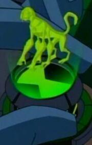 Holograma de Monoaraña