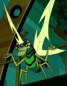 Stinkfly shrug