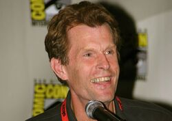 Kevin Conroy At Comic Con San Diego 2011
