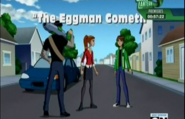 The eggman cometh