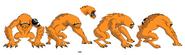 Ben 10 Wildmutt design by Devilpig