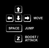 BentotheRescue controls