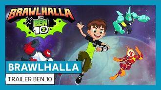 Brawlhalla - Trailer Ben 10