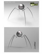 Stalker Model Sheet