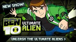 Ben Ultimate Alien