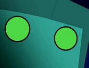 Ojos de tetrax