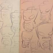 Buzzshock Concept Art by Derrick J. Wyatt