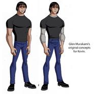Kevin AF Concepts by Glen Murakami