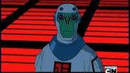 Maestro de armas Techadon en Inspector 13