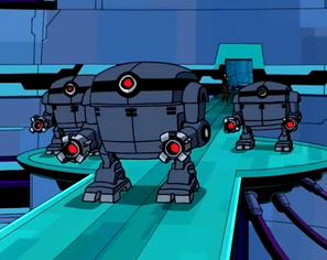 Dróides de Segurança dos Encanadores 01 tabber