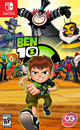 Ben 10 Game-Capa de Nintendo Switch