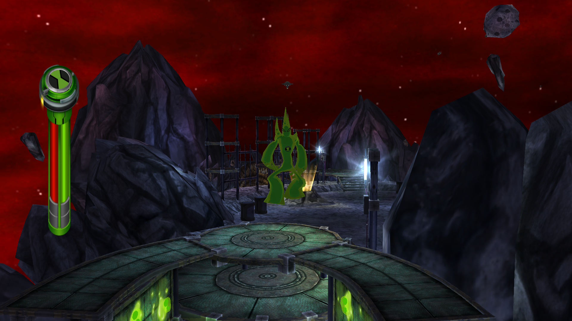 Image - Ben 10 Alien Force Vilgax Attacks (game) (14).png | Ben 10 ...
