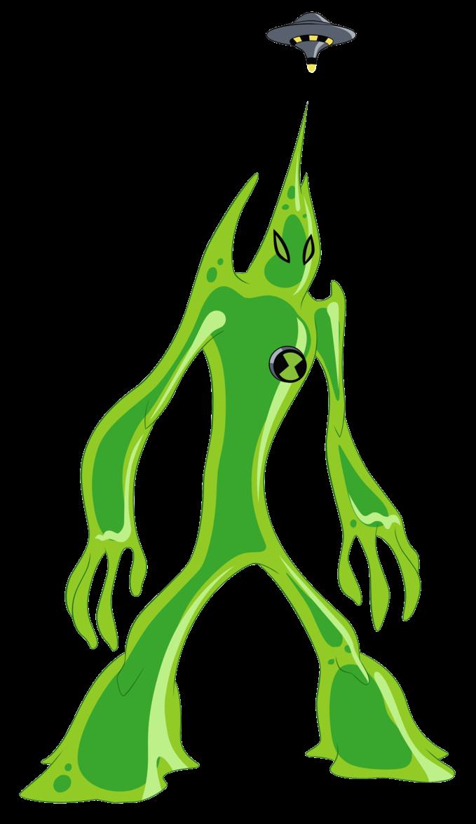 "4/"" Action Figure-Ben 10 Omniverse Fusion Toe-Pick Omni-plasme"