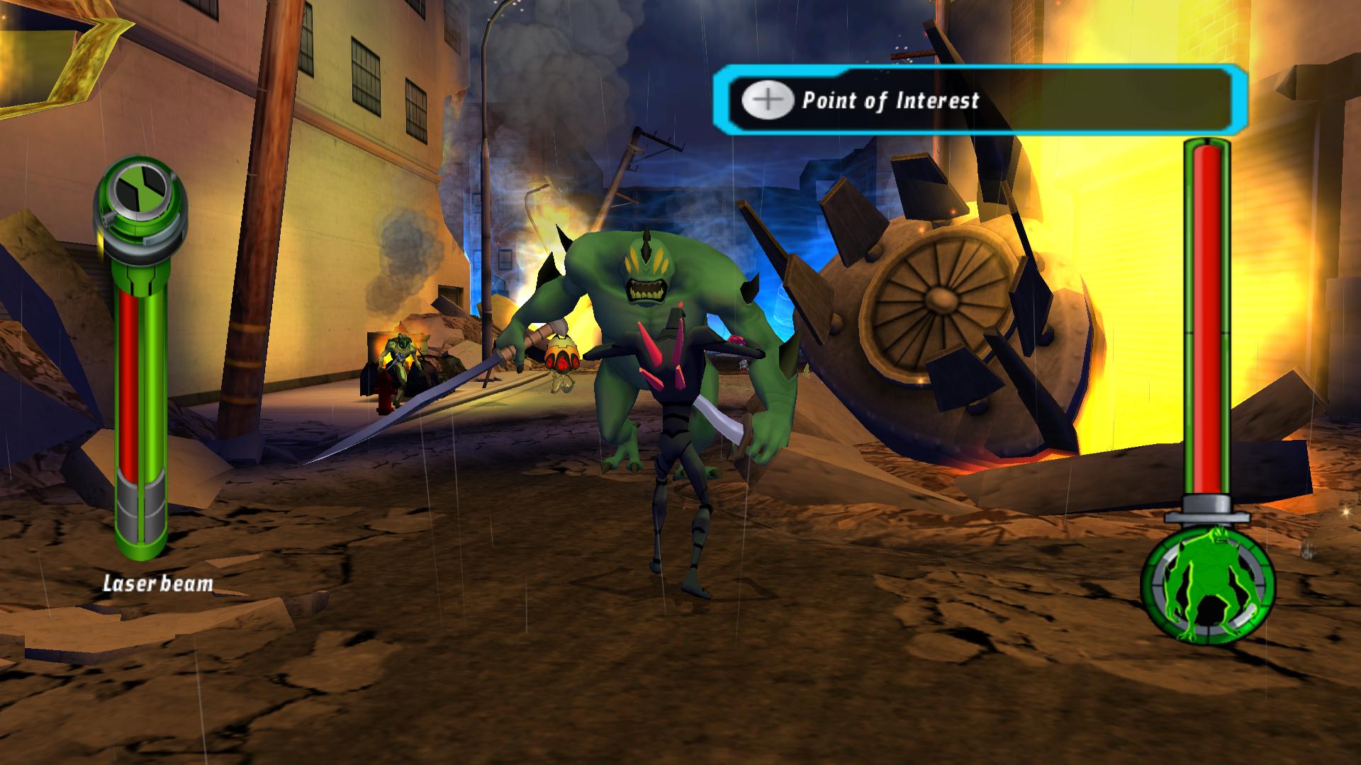 Image - Ben 10 Alien Force Vilgax Attacks (game) (20).png ...