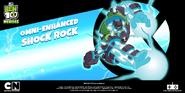 Ben 10 Heroes Shock Rock