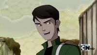 Ben Tenyson cara sonriendo HU