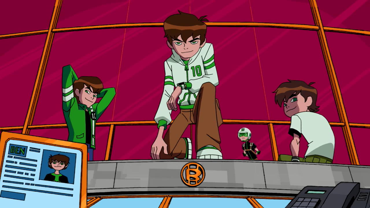 Breakpoint | Ben 10 Wiki | FANDOM powered by Wikia
