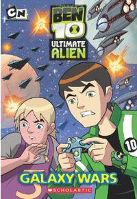 Galaxy Wars (Ben 10 Alien Force Chapter Books (Mass Market))