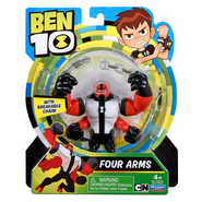 RB Four Arms Toy Box
