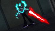 Diamante mejorado espada
