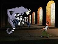 El fantasma anda suelto