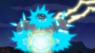 Absorção de energia de Shock Rock
