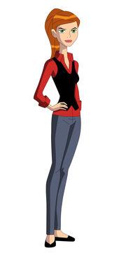 Gwen tennyson AF season 3
