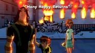 Muchos regresos felices 74