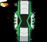 Omnitrix OV plantilla Galeria
