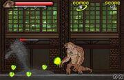 Ben10 Alien Swarm Smash Humungosaurio