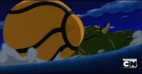 Cannonbolt VS las ranas