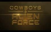 Cowboys & Alien Force