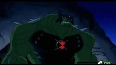 Ben 10 Alien Force - Ultimate Humungousaur