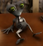Grey matter rat