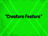 Presentando a la creatura