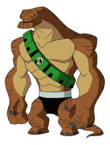 Humungousaur omniverse official