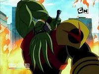 Ben 10 Fuerza Alienigena - Episodio 28 - La venganza de Vilgax. Parte 2 TVRip . By Villi08 www.clan-supremo.in 087 0002