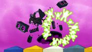 Slapback OK explosión