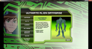 Vilgax Supremo Database