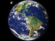 Terra na realidade