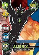 Alien X Card 3