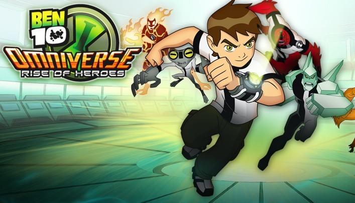 Ben 10 Omniverse: Rise of Heroes | Ben 10 Wiki | FANDOM