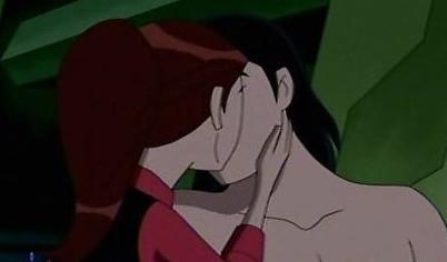 Ben 10 And Gwen Kiss