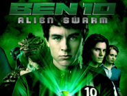Ben 10 Alien Swarm (Wallpaper)